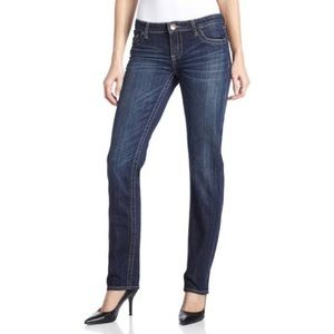 Nwt Kut from the Kloth Stevie Straigh Leg Jeans